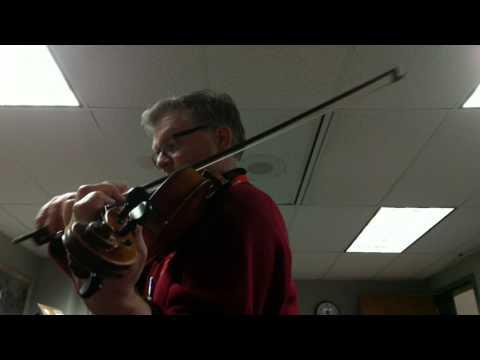 Lake Champlain Waltz by Frederick Muller viola solo.