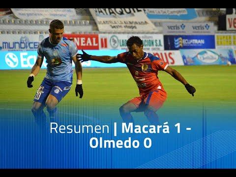 Macara Olmedo Goals And Highlights