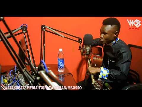 Mbosso - Watakubali Media tour ZANZIBAR (COCONUT RADIO)teaser
