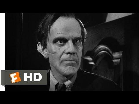 Arsenic and Old Lace (9/10) Movie CLIP - He Looks Like Boris Karloff! (1944) HD
