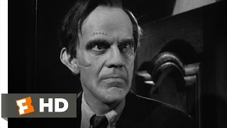 Arsenic and Old Lace (9/10) Movie CLIP - He Looks Like Boris Karloff! (1944) HD