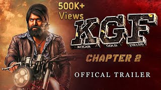 KGF CHAPTER 2 Trailer Telugu | Yash | Srinidhi | Prashanth Neel | Humble Films