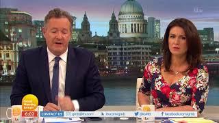 Piers Reveals How He Felt Interviewing a Killer | Good Morning Britain