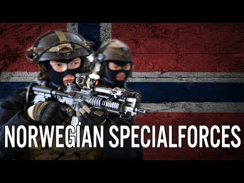 Norwegian special forces - Best of the best