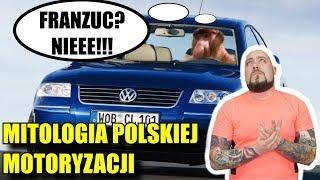 Mitologia Polskiej motoryzacji. Czyli zabobony ludowe.