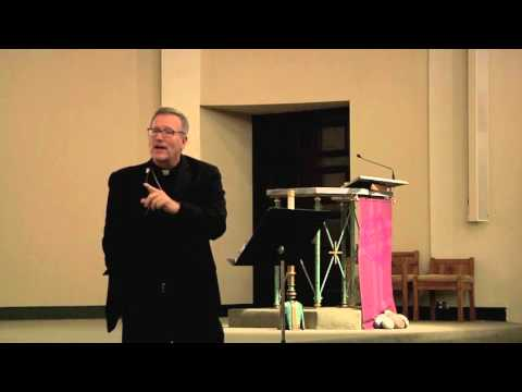 """Bishop Robert Barron Passionately preaches against """"youtube Heresies"""""""