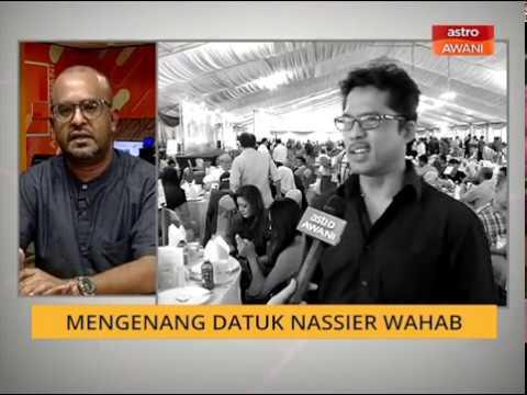 Mengenang Datuk Nassier Wahab