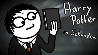 Harry Potter und die Kammer des Schreckens in 145 Sekunden