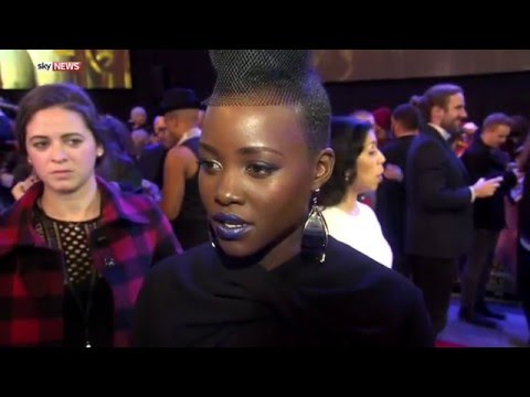 """Lupita Nyongo: """"Absolute Madness"""" Being Part Of Star Wars"""