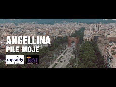 ANGELLINA - PILE MOJE (Official Video)