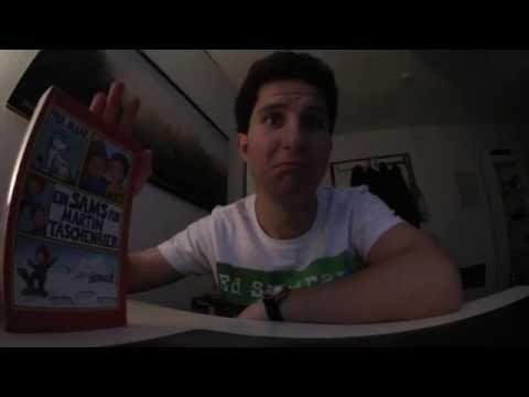 Ein Sams für Martin Taschenbier YouTube Hörbuch Trailer auf Deutsch
