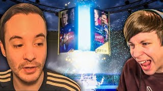 CHAMPIONS LEAGUE SBC PACKS ARE BACK, WALKOUTS!!! - FIFA 19 ULTIMATE TEAM PACK OPENING