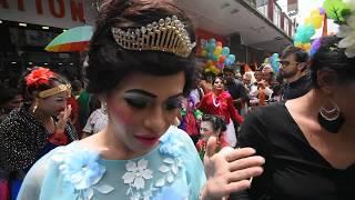 Third Gender Gai Jatra (comedi Festival) in Nepal. GorakhbhumiNews.com