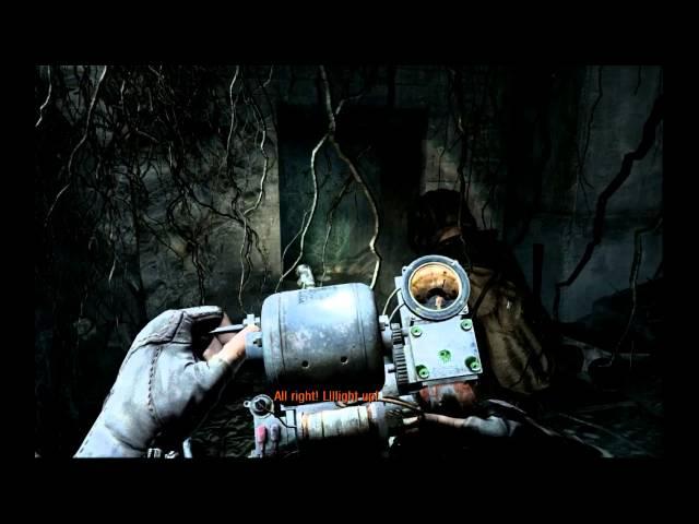 Metro Last Light - THE CATACOMBS! - Part 6