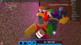 Roblox | FE2 : If I die, I stop recording with Sky & Ace (and lag)