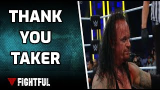 The Distraction Podcast 7/2: Boss Time, Thank You Taker, NXT vs. AEW | Fightful Wrestling
