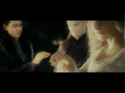 LOTR The Fellowship of the Ring - Extended Edition - The Prologue: One Ring to Rule Them All... Pt 1