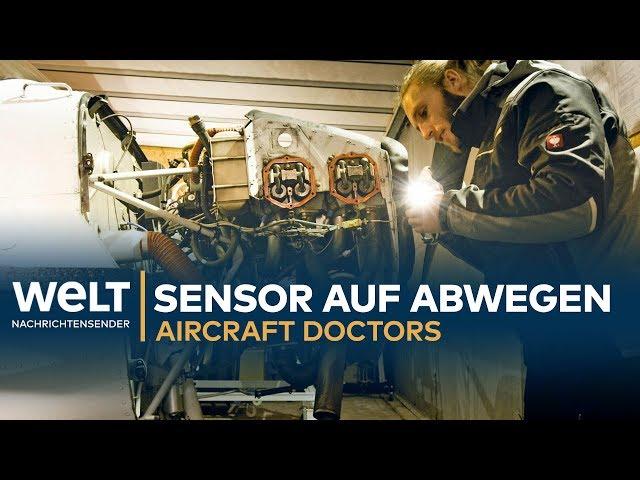 Aircraft Doctors - Ein Sensor auf Abwegen (Teil 2)