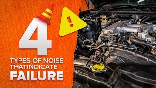 MERCEDES-BENZ E-Class online video on DIY maintenance - Noise from under the bonnet that shouldn't be ignored | AUTODOC