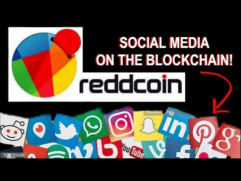 Reddcoin (RDD) | Social Media is Coming to the Blockchain? 2018 | Review & Price Prediction