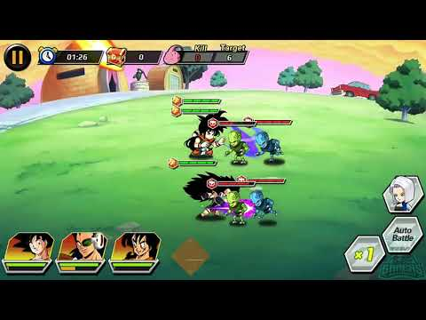 Top 5 NEW Dragon Ball Z Games 2018 Android