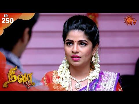 Nila - Episode 250   24th January 2020   Sun TV Serial   Tamil Serial