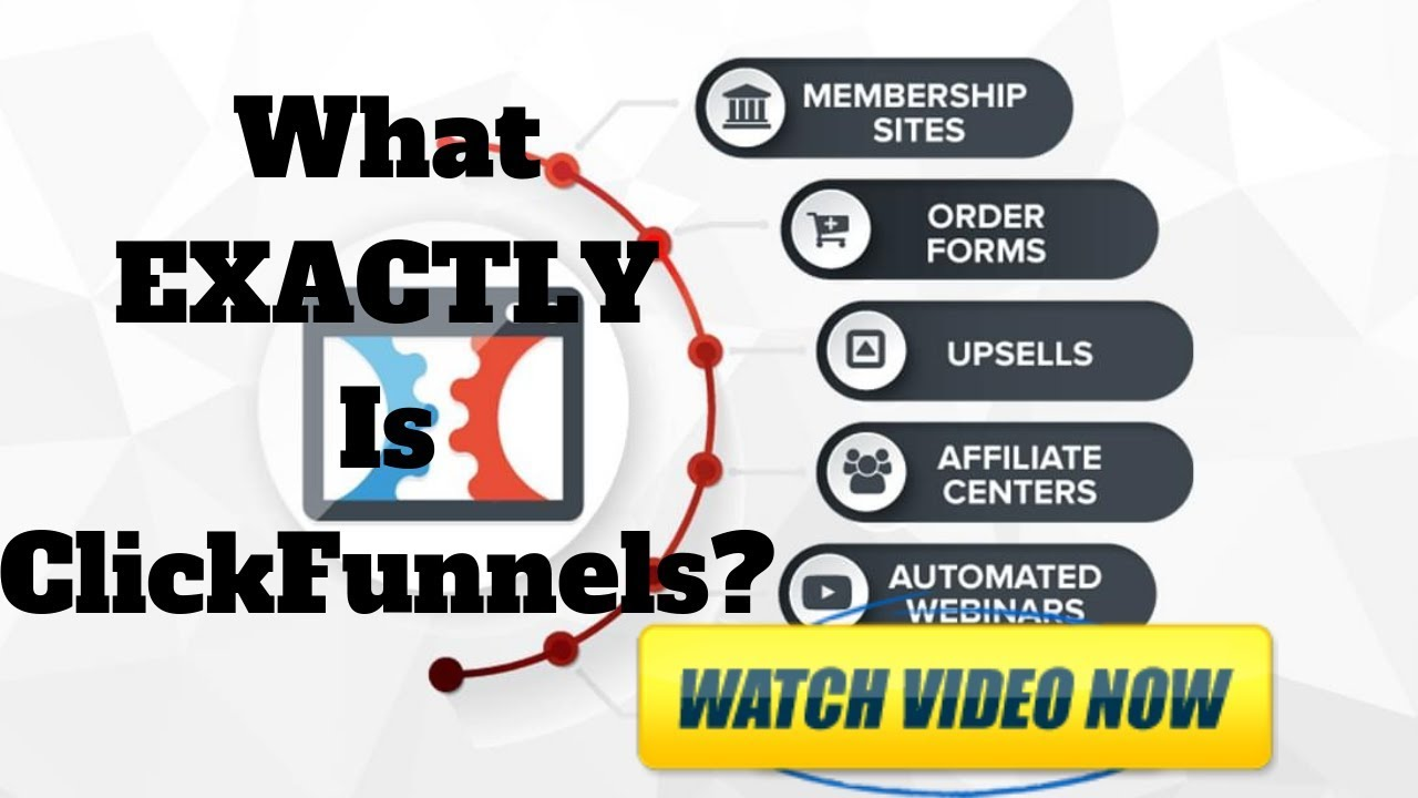 What EXACTLY Is ClickFunnels - Clickfunnels Review