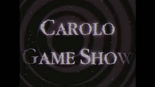 Carolo Game Show 2018 - Annonce