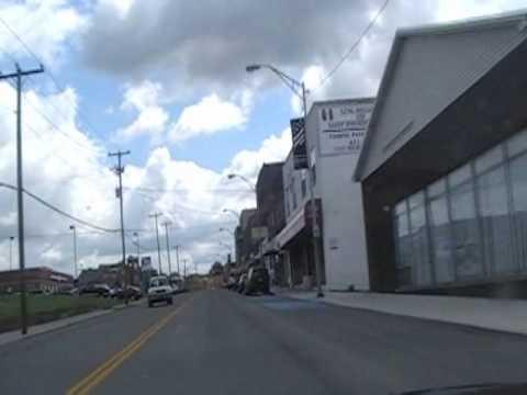 A Princeton West Virginia Downtown Drive