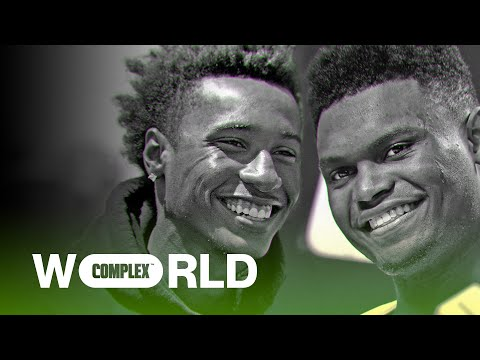 How the NCAA Made Deestroying Pick Between Football & YouTube | Complex News Presents