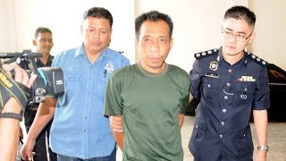 Rubber tapper charged with trafficking Thai women for sexual services