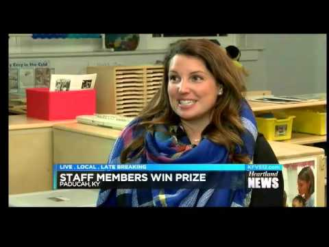 Paducah school staff win million dollar powerball
