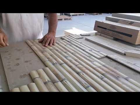 Incastro fuga bambù/bamboo