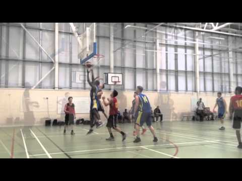 The Sheffield College vs Thomas Rotherham College