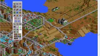 Simcity 2000: Debug Menu