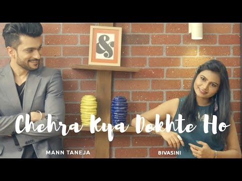 Chehra Kya Dekhte Ho - Unplugged Cover | The Kroonerz Project | Ft. Mann Taneja & Bivasini Sarangi