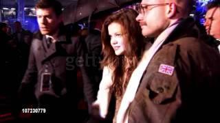 Georgie Henley Narnia Premiere Thumbnail