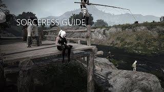 Awakened Sorceress Guide