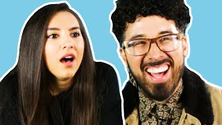 Curly & LadyLike's Chantel Play Would You Rather