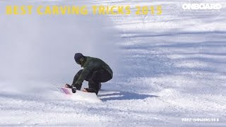 Best Carving Snowboard Tricks 2015