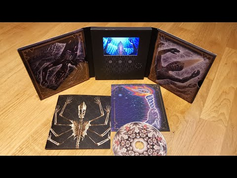 unboxing-tool:-fear-inoculum-limited-edition-special-package-cd-box-set