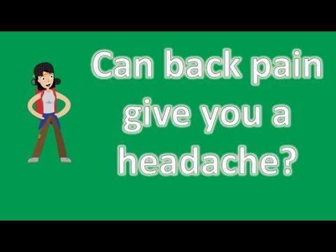 can-back-pain-give-you-a-headache-?-|-best-health-faq-channel