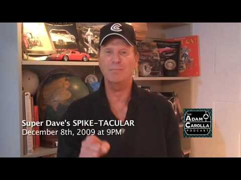 Super Dave on Spike TV