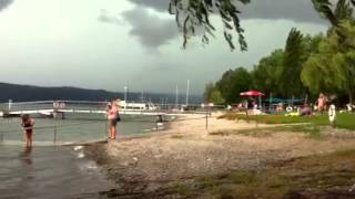 Bodensee Sturmwarnung