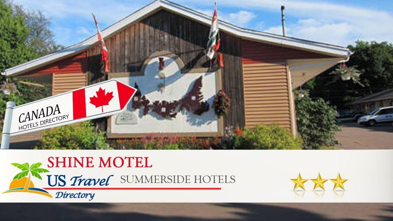 Shine Motel Summerside Hotels Canada