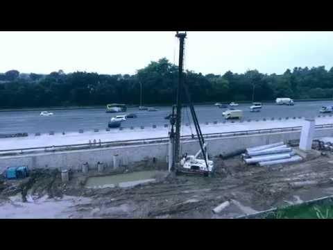 Progres Pembangunan Light Rail Transit (LRT) PT Adhi Karya (Persero) Tbk.