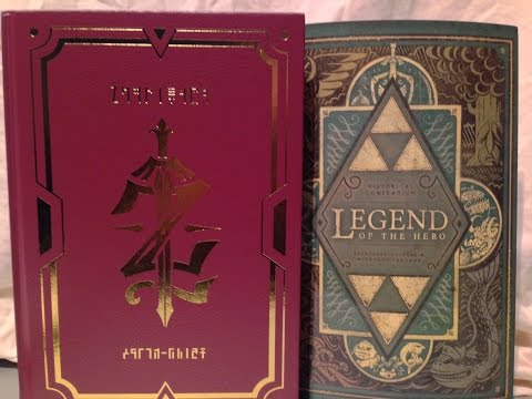 Legend of the Hero 1st Edition Zelda Book Review