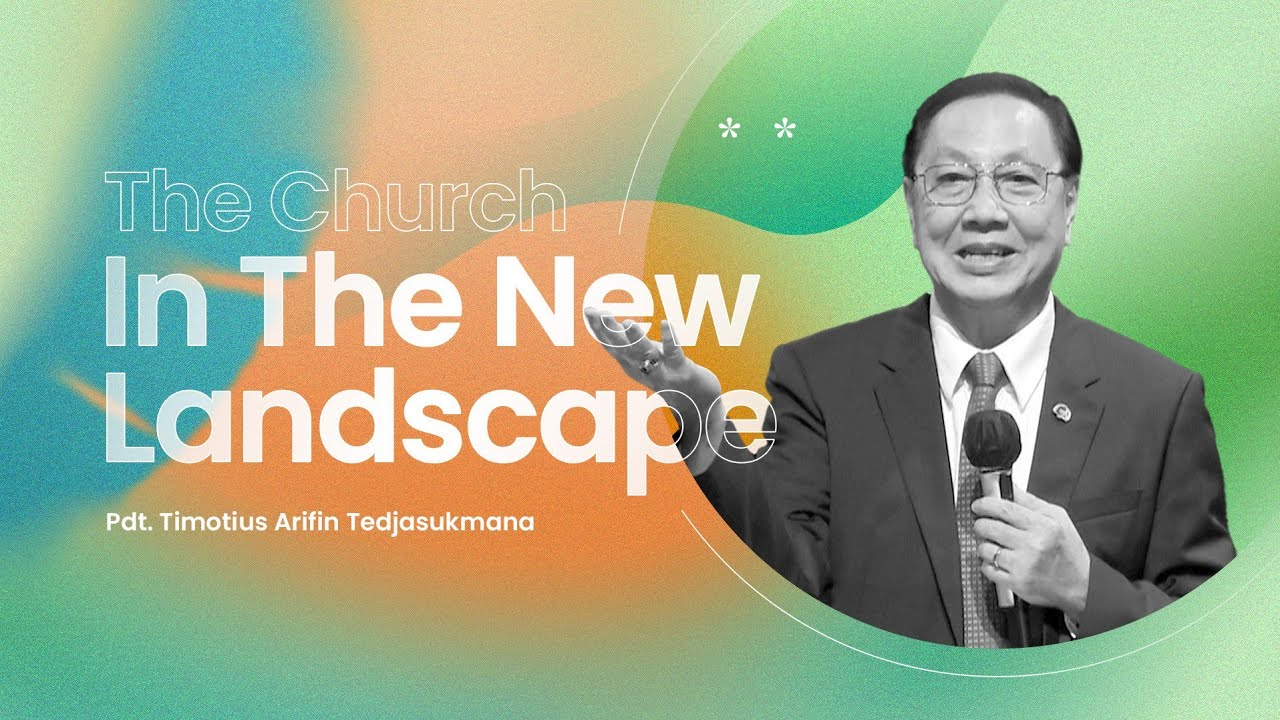 Download Kingdom Celebration (Online Service II) - The Church In The New Landscape - Pdt. Timotius Arifin