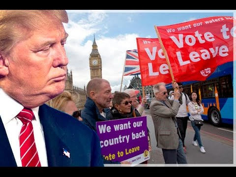 James O'Brien vs the link between Brexit and the rise of Donald Trump
