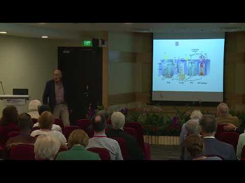 Hydrogen derived from water as a sustainable solar fuel - James Barber